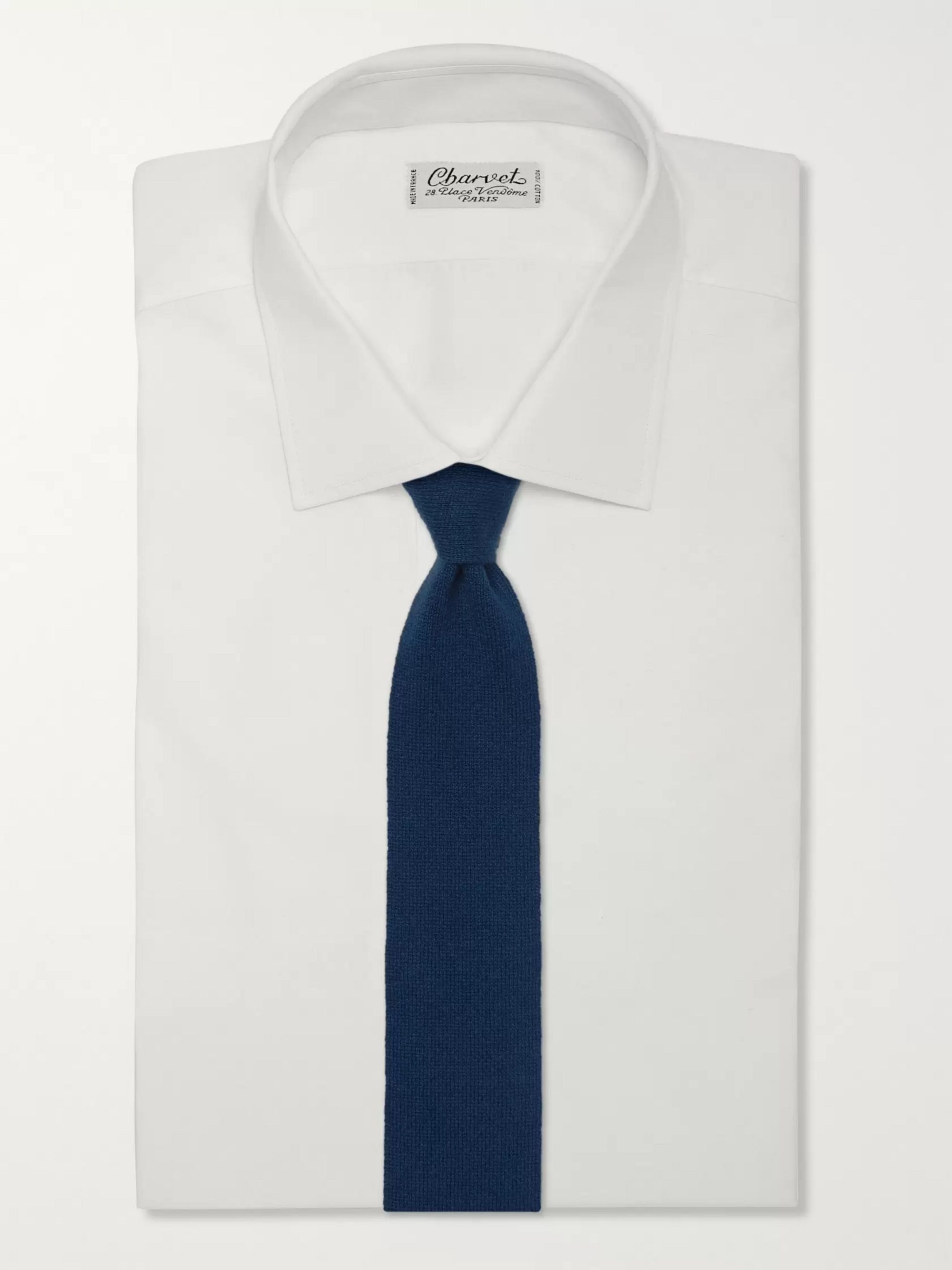 Richard James 7cm Cashmere Tie