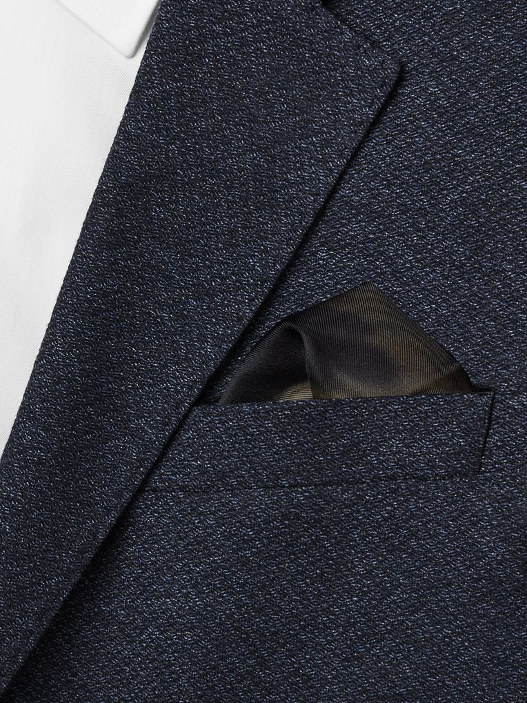 TOM FORD Camouflage-Print Silk-Twill Pocket Square