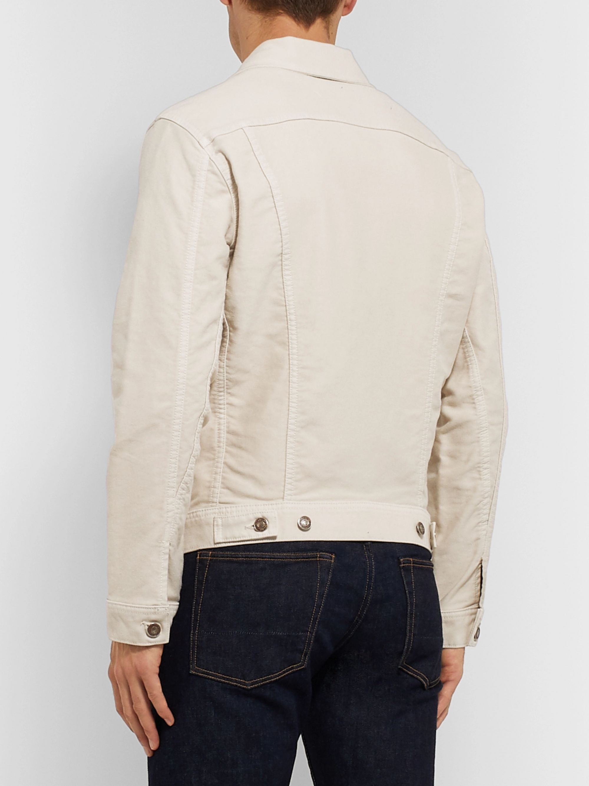TOM FORD Denim Trucker Jacket