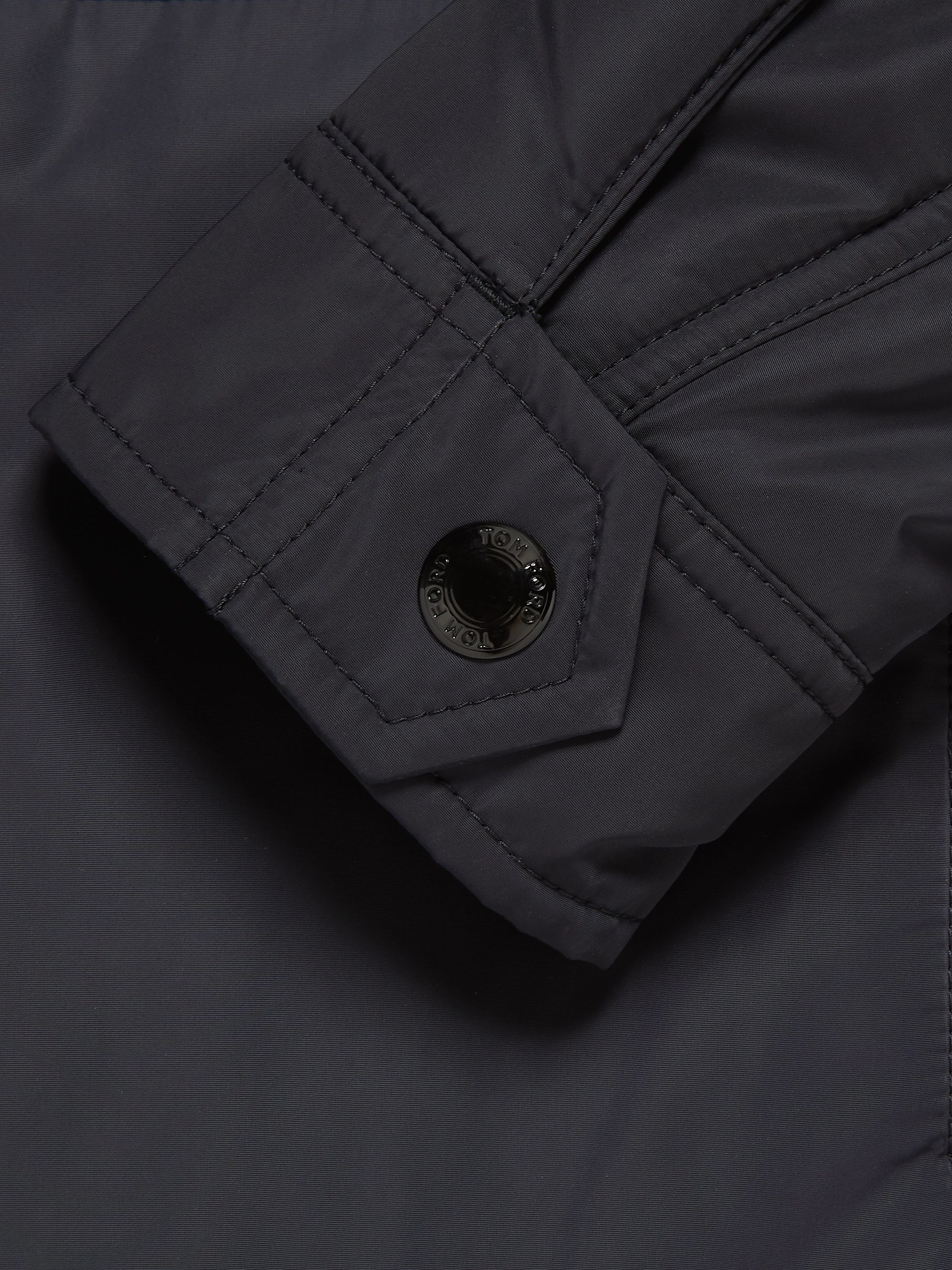 TOM FORD Shell Field Jacket