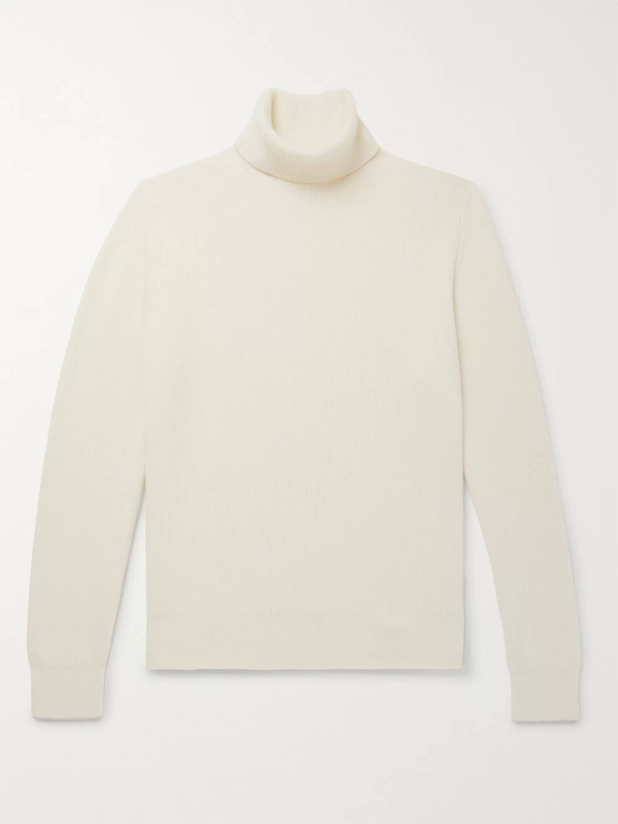 Brunello Cucinelli Cashmere Rollneck Sweater
