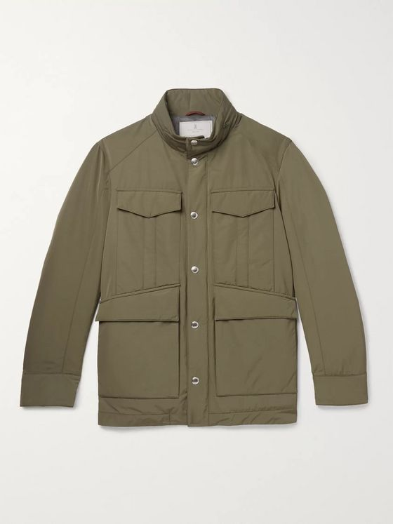 Brunello Cucinelli Padded Shell Field Jacket