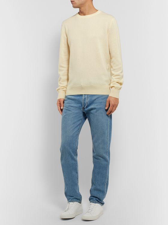 THE ROW Benji Cashmere Sweater