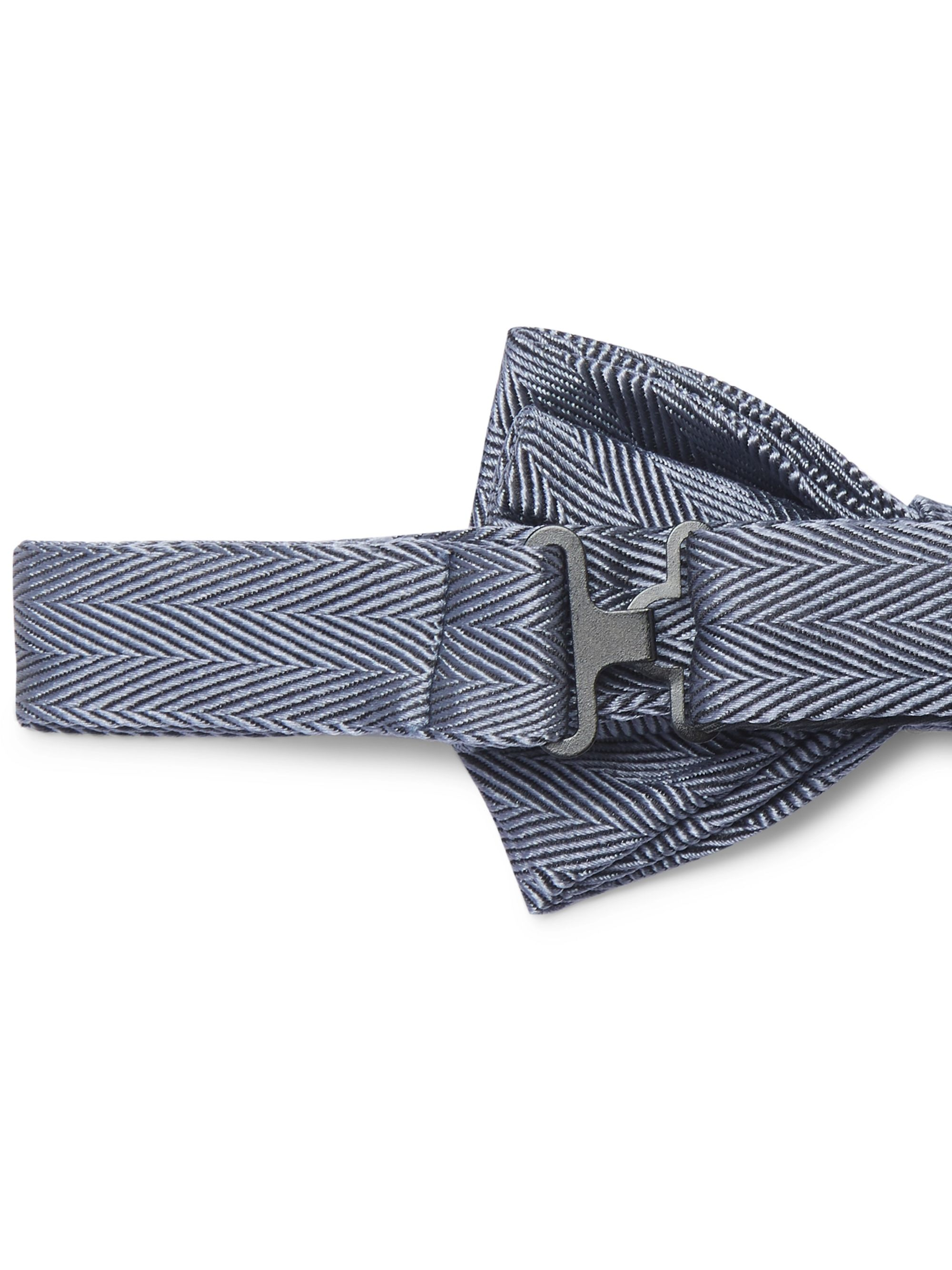 Dunhill 7cm Striped Wool and Mulberry Silk-Blend Tie