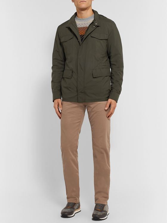 Peter Millar All-Weather Flex Discovery Jacket