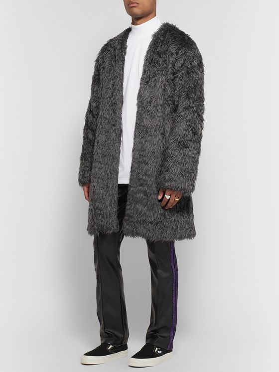 Needles Faux Fur Coat