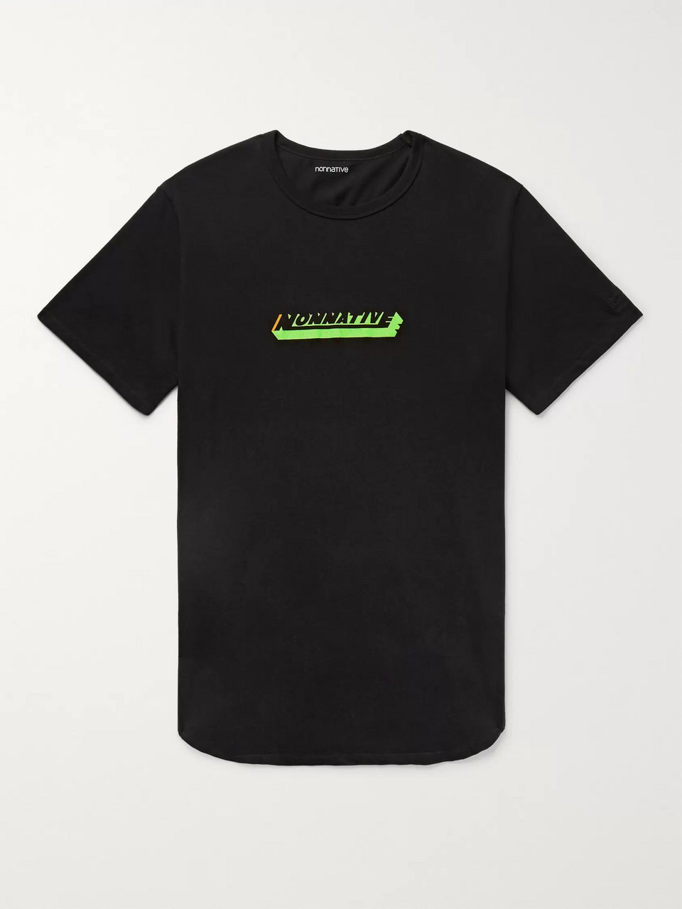 nonnative Factory Oversized Logo-Print Cotton-Jersey T-Shirt