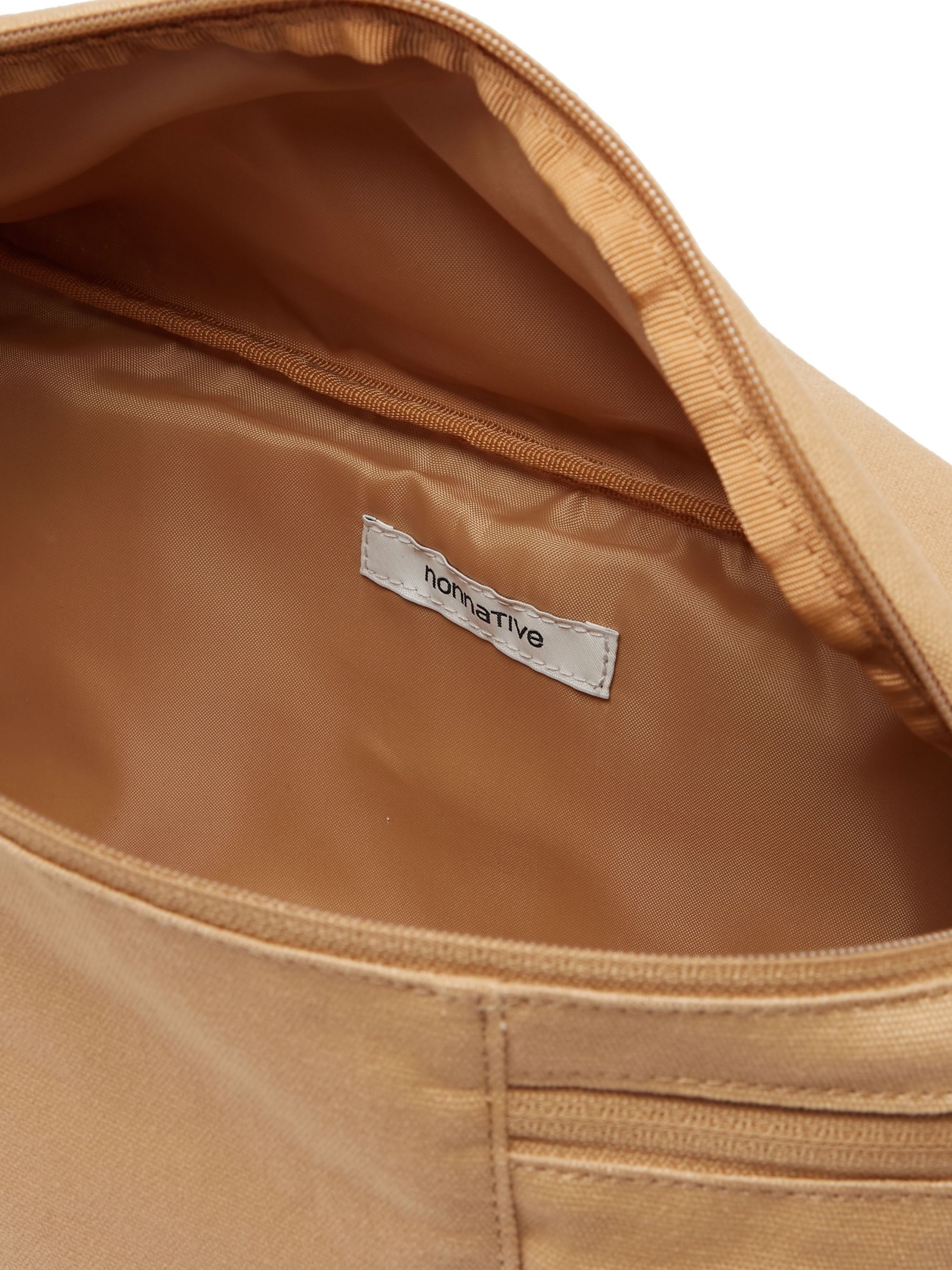 nonnative Hunter Cotton-Canvas Belt Bag