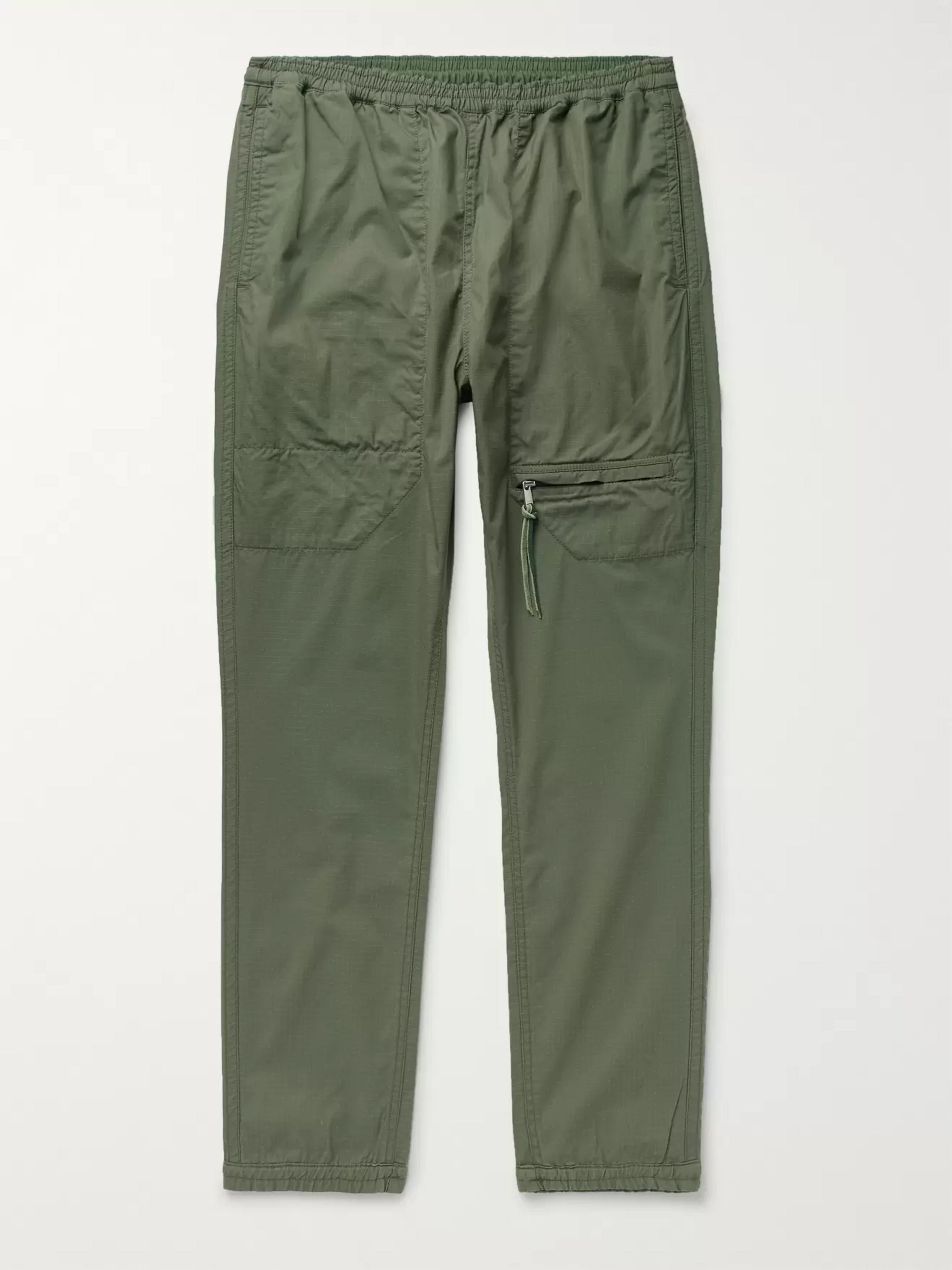 nonnative Educator Slim-Fit Tapered COOLMAX Cotton-Blend Ripstop Trousers
