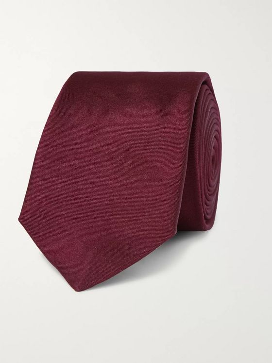 Paul Smith 6cm Silk-Twill Tie