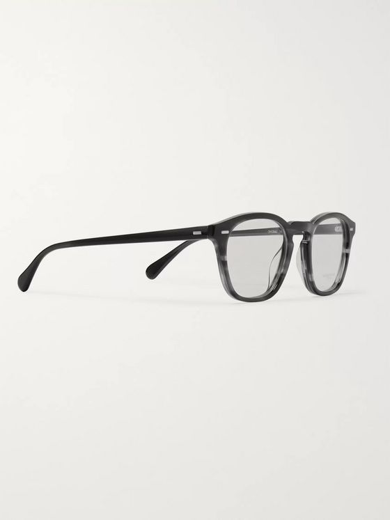 Oliver Peoples Ellerson D-Frame Acetate Optical Glasses