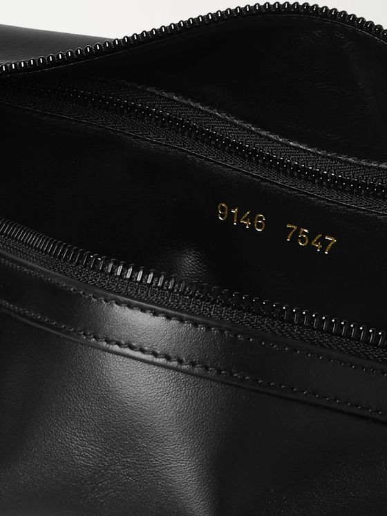 COMMON PROJECTS Leather Wash Bag