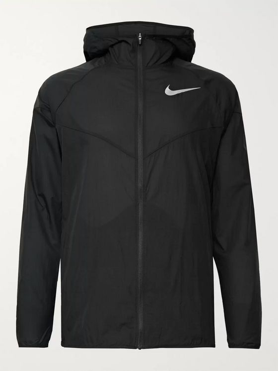 Nike Running Windrunner Shell Hooded Jacket