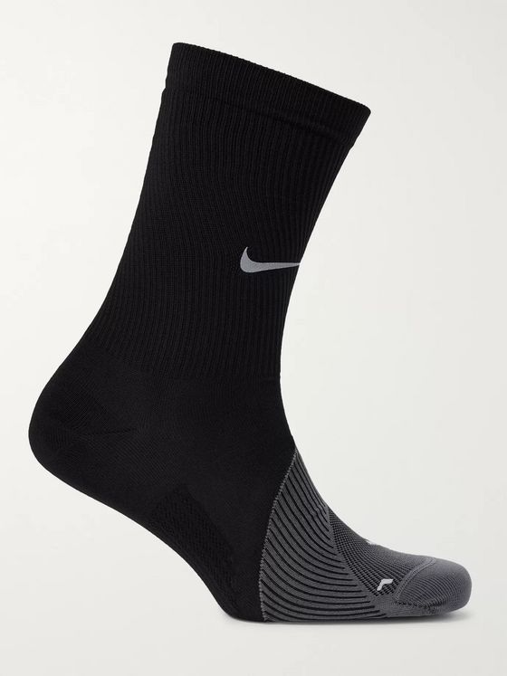 Nike Running Elite Dri-FIT Crew Socks
