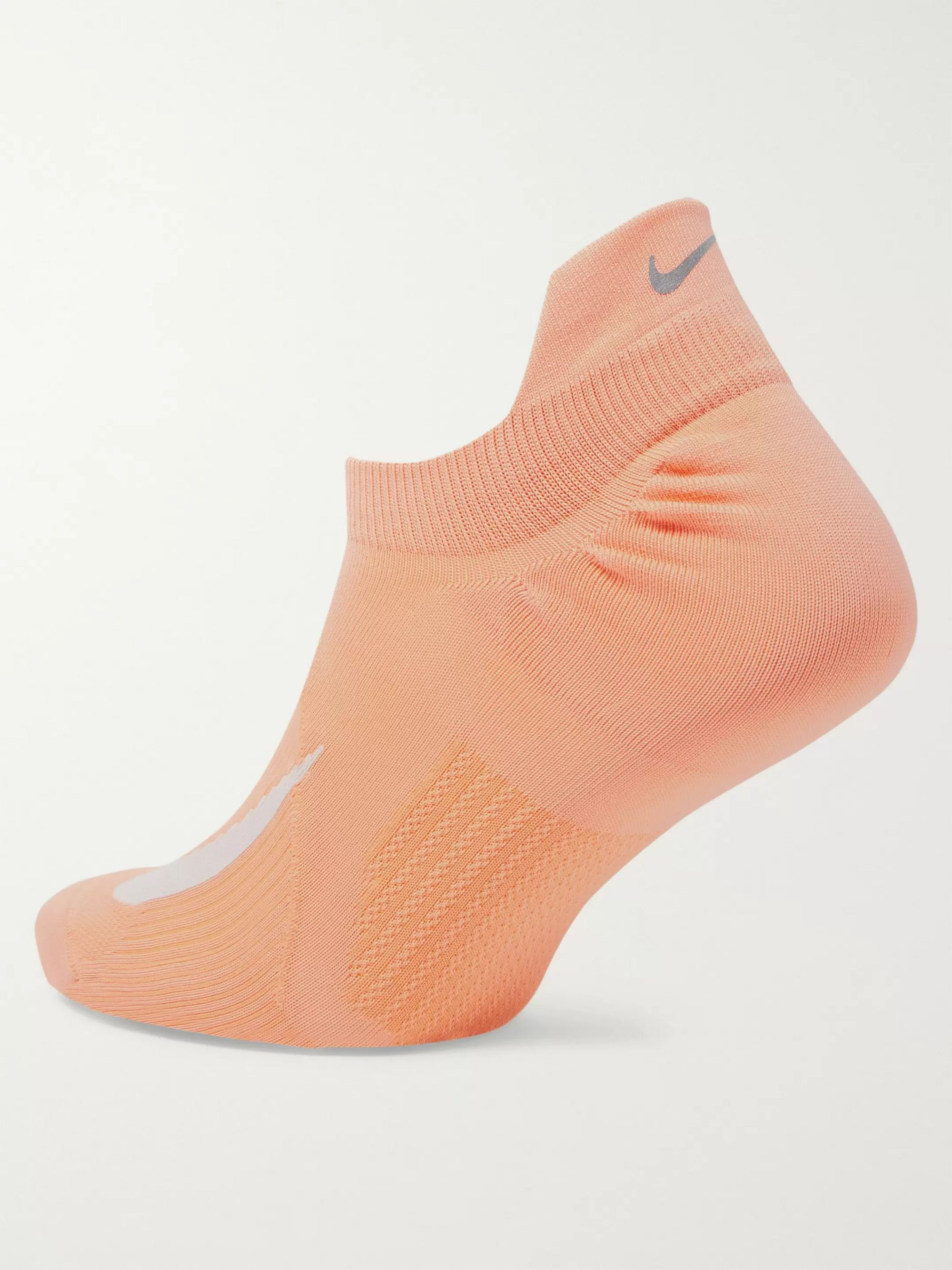 Nike Running Elite Lightweight Dri-FIT No-Show Running Socks
