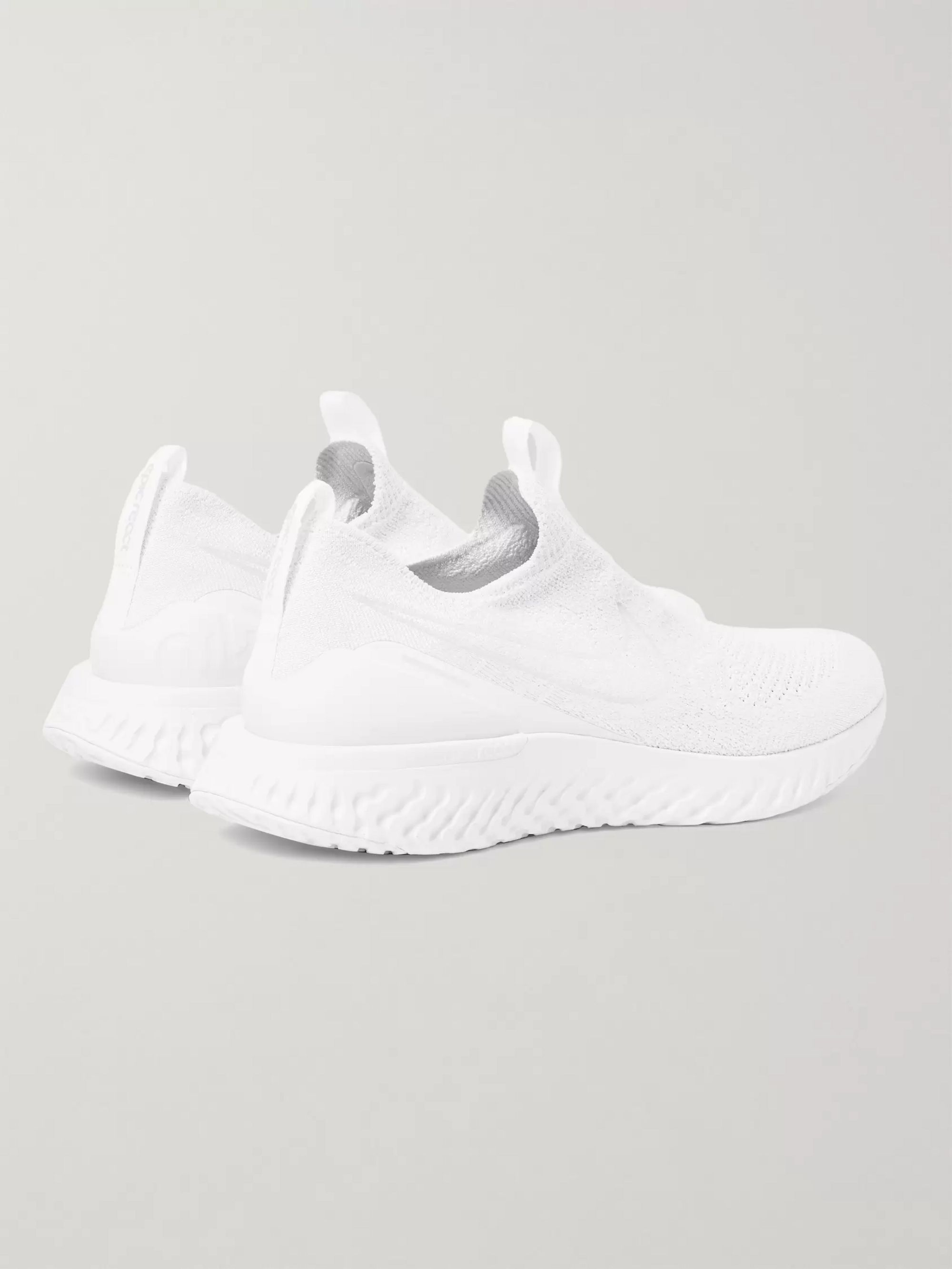 Nike Running Epic Phantom React Flyknit Running Sneakers