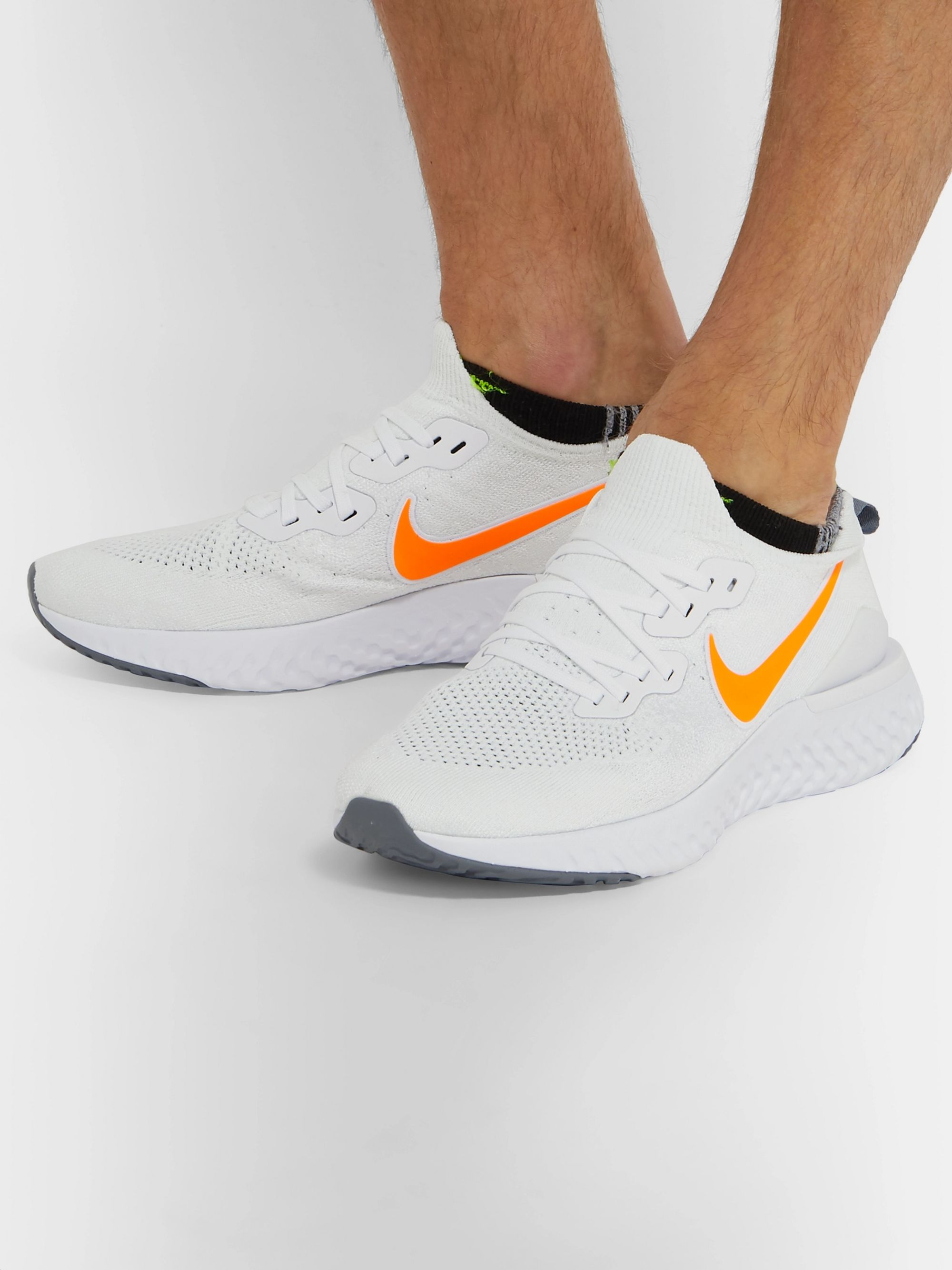 Nike Running Epic React Flyknit 2 Running Sneakers