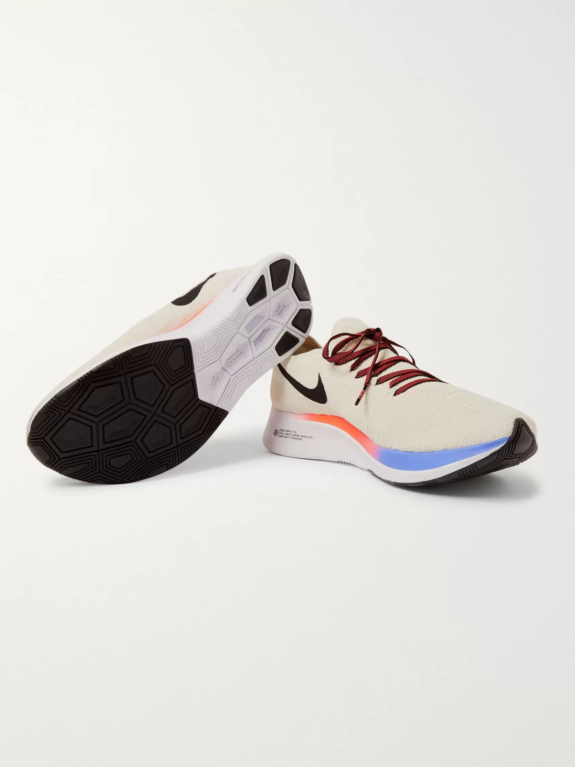 Nike Running Zoom Fly Flyknit Running Sneakers