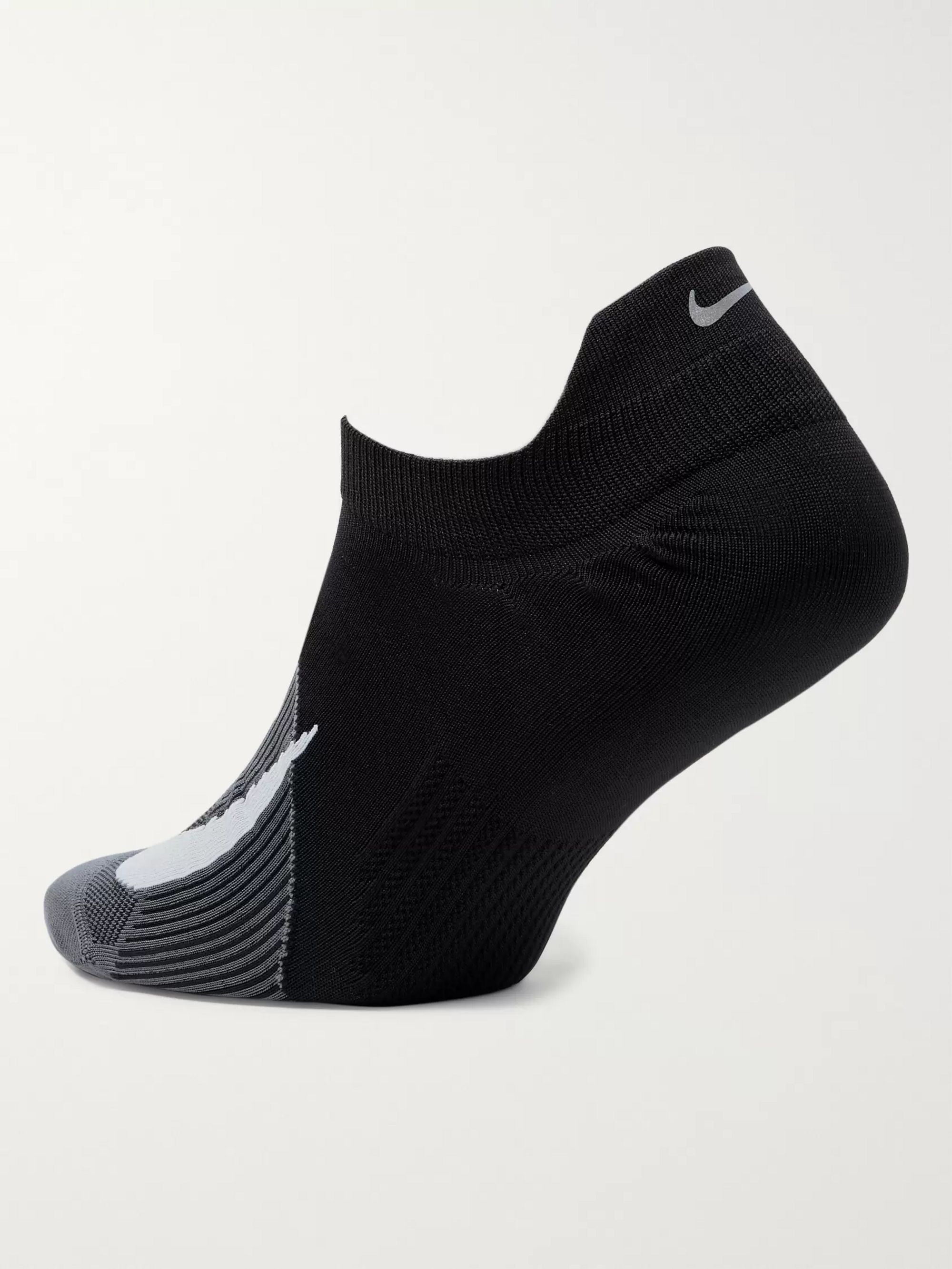 Nike Running Elite Dri-FIT No-Show Socks