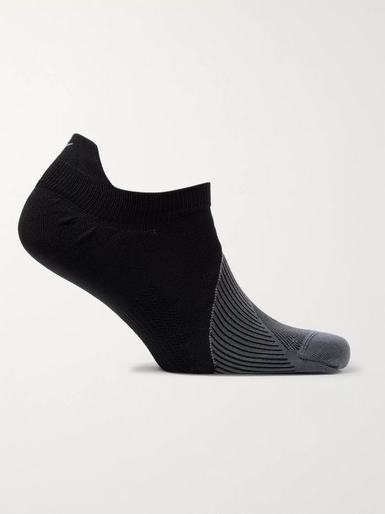 Nike Running Nike Elite Dri-FIT No-Show Socks