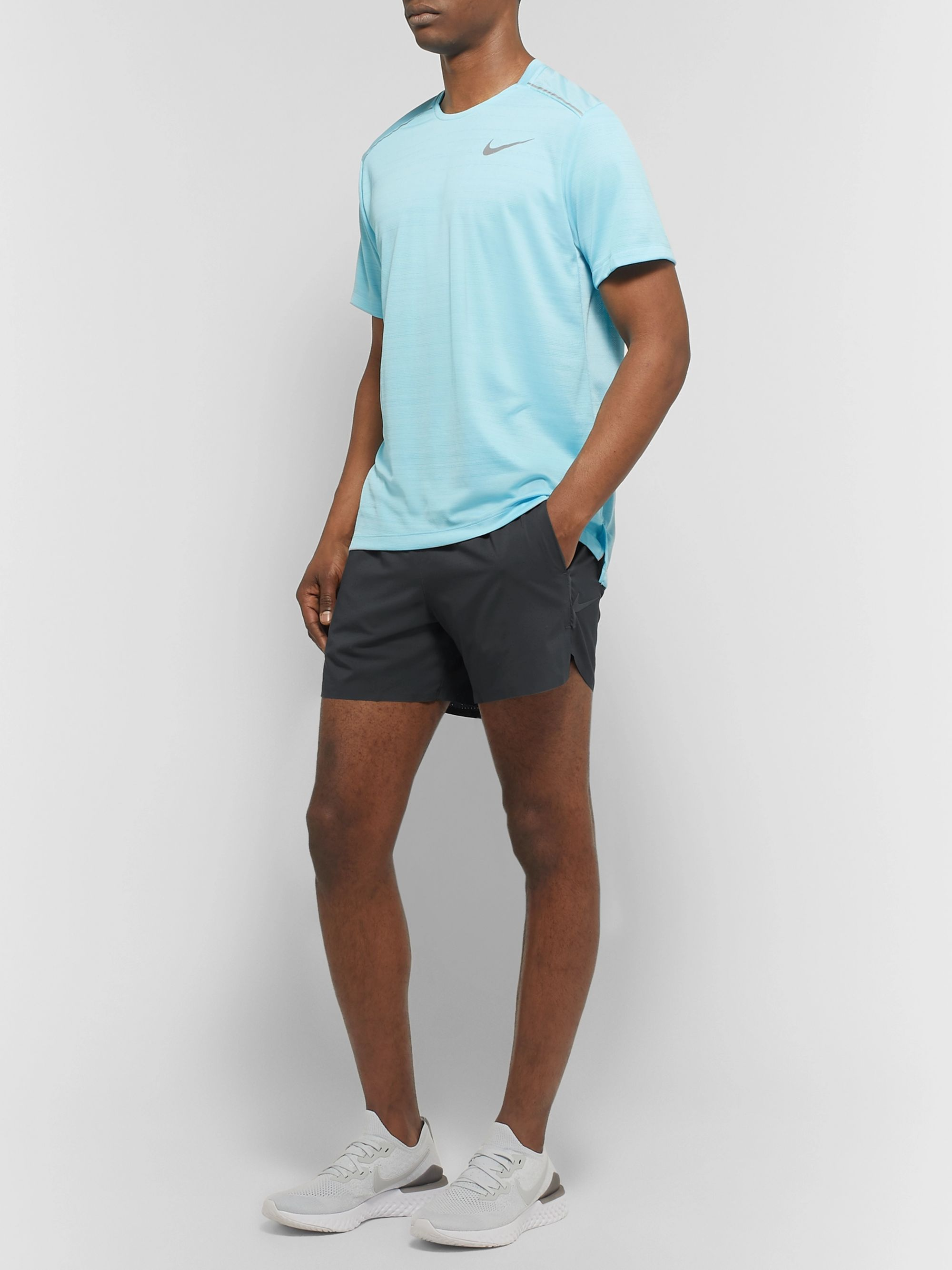 Nike Running Tech Pack Flex Perforated Dri-FIT Shorts