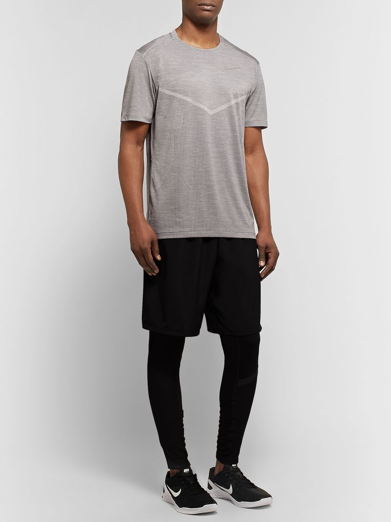 Nike Running Ultra Slim-Fit TechKnit Running T-Shirt