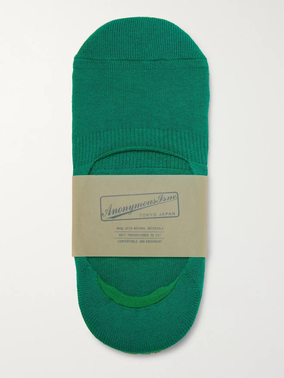 Anonymous Ism Cotton-Blend No-Show Socks