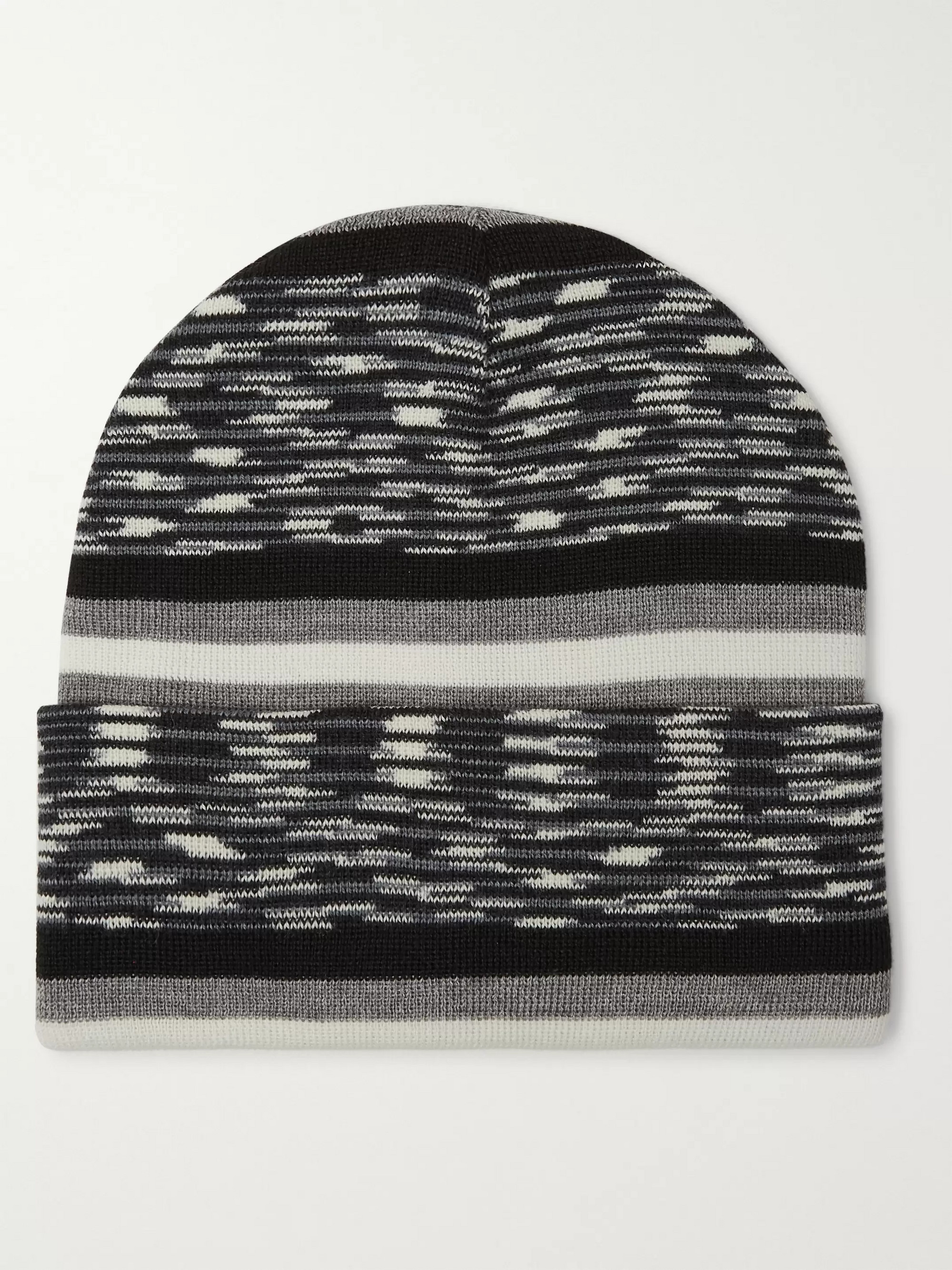 Missoni Space-Dyed Wool-Blend Beanie