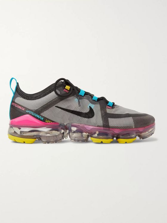 Nike Running Air VaporMax 2019 Ripstop Running Sneakers