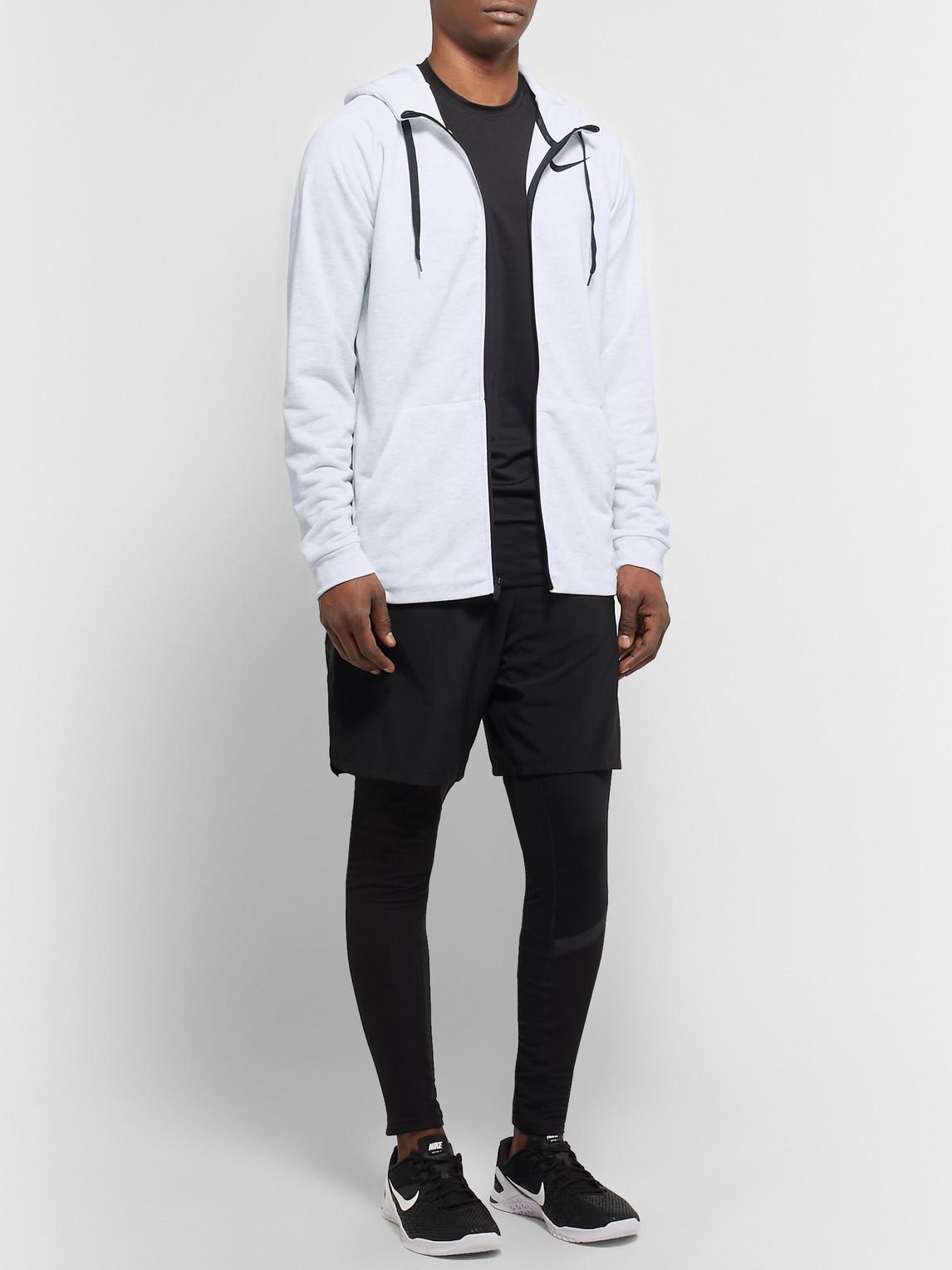 Nike Tops MÉLANGE LOOPBACK DRI