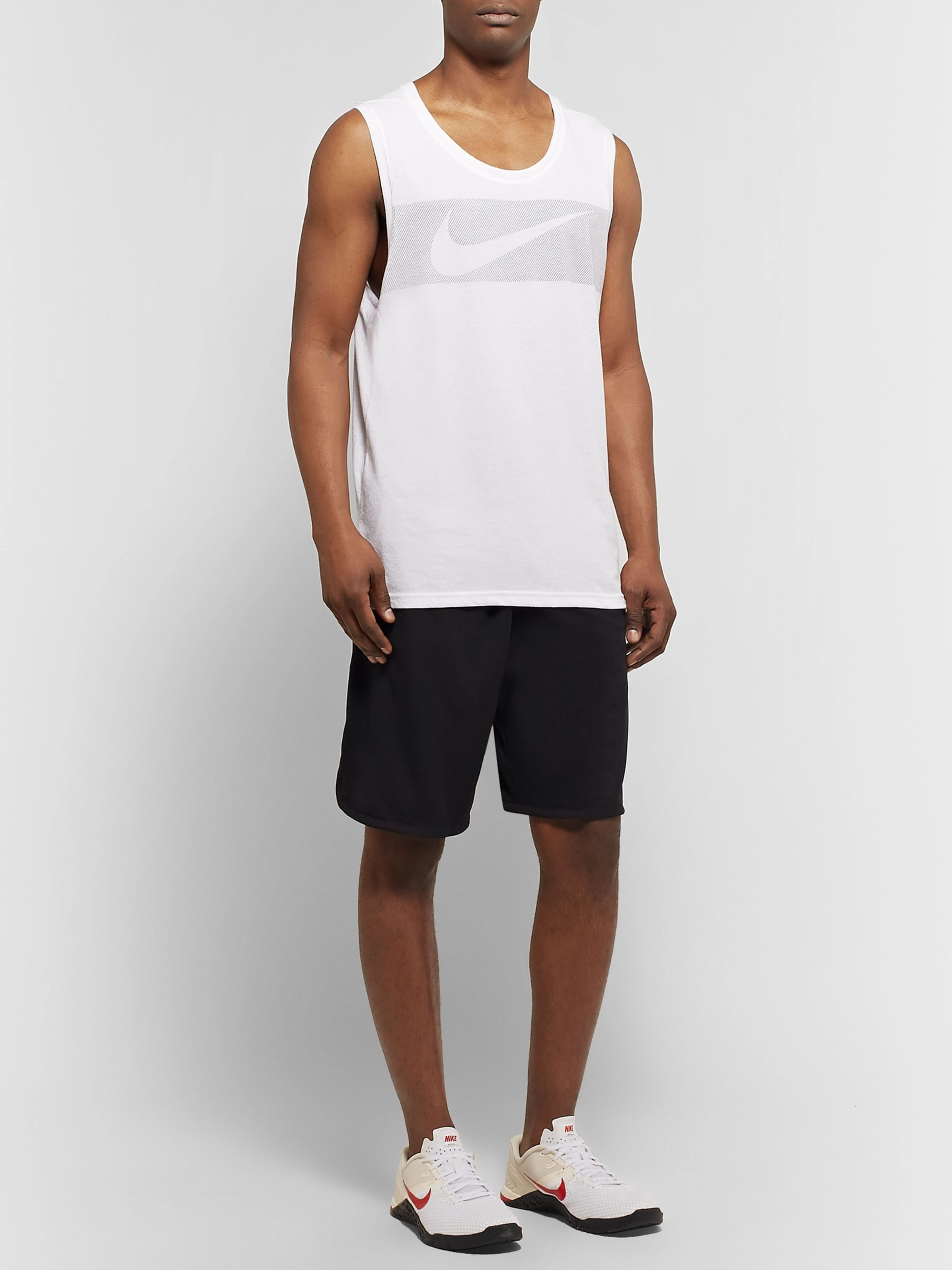 Nike Training Breathe Hyper Dry Dri-FIT Tank Top