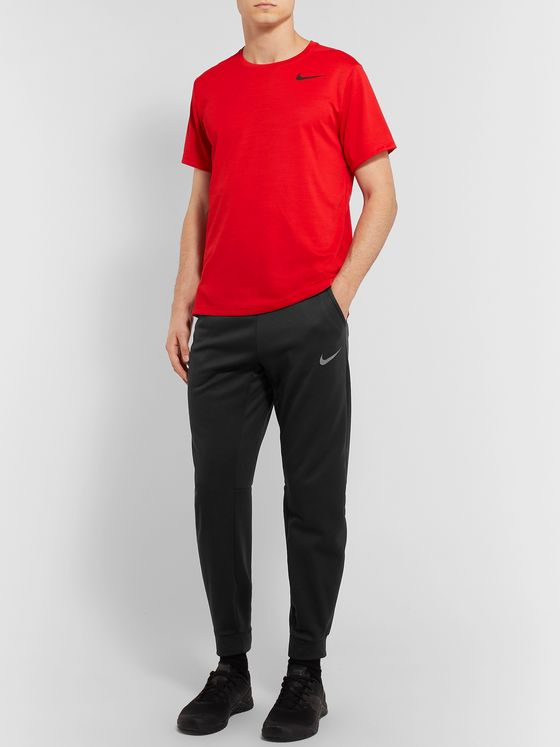 Nike Training Therma Tapered Dri-FIT Sweatpants