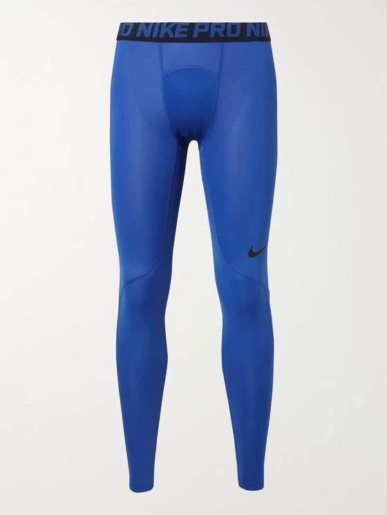Nike Training M NP Pro Recovery Stretch-Jersey Compression Tights