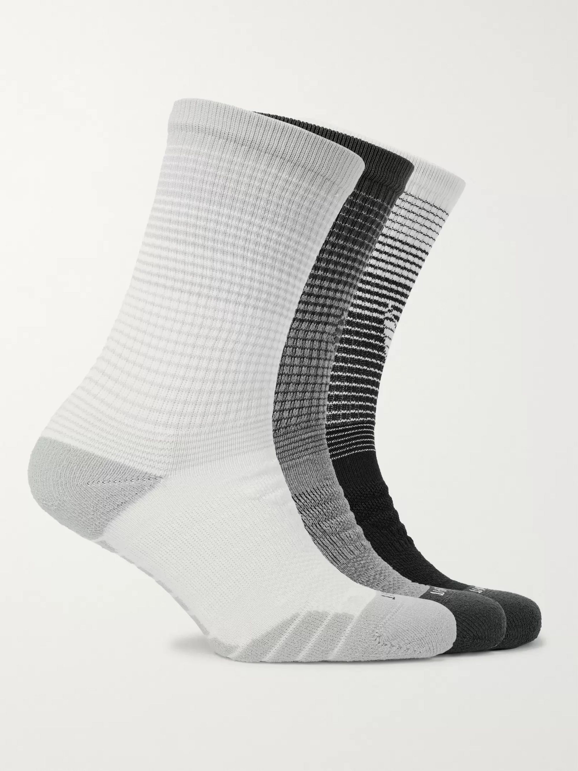 Nike Training Three-Pack Everyday Max Cushion Dri-FIT Crew Socks