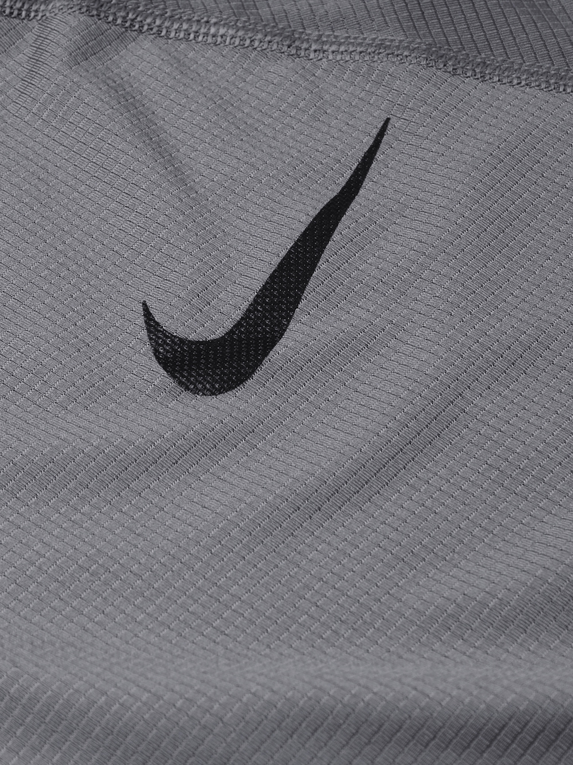 Nike Training Pro Slim-Fit Mesh-Panelled Breathe Dri-FIT T-Shirt