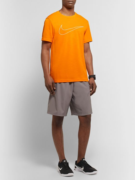 Nike Training Superset GFX Logo-Print Dri-FIT T-Shirt