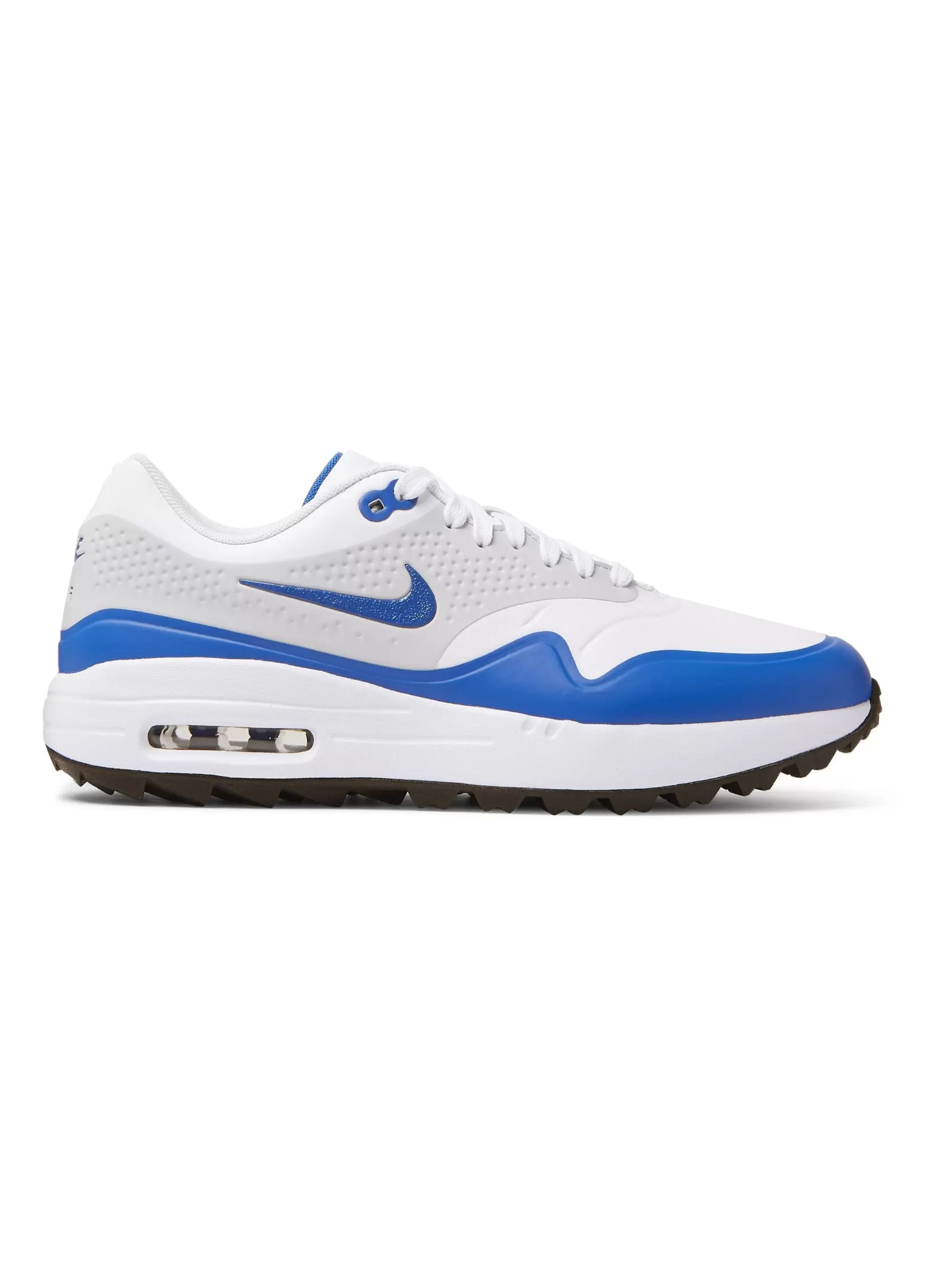 Nike Golf Air Max 1G Coated-Mesh Golf Shoes