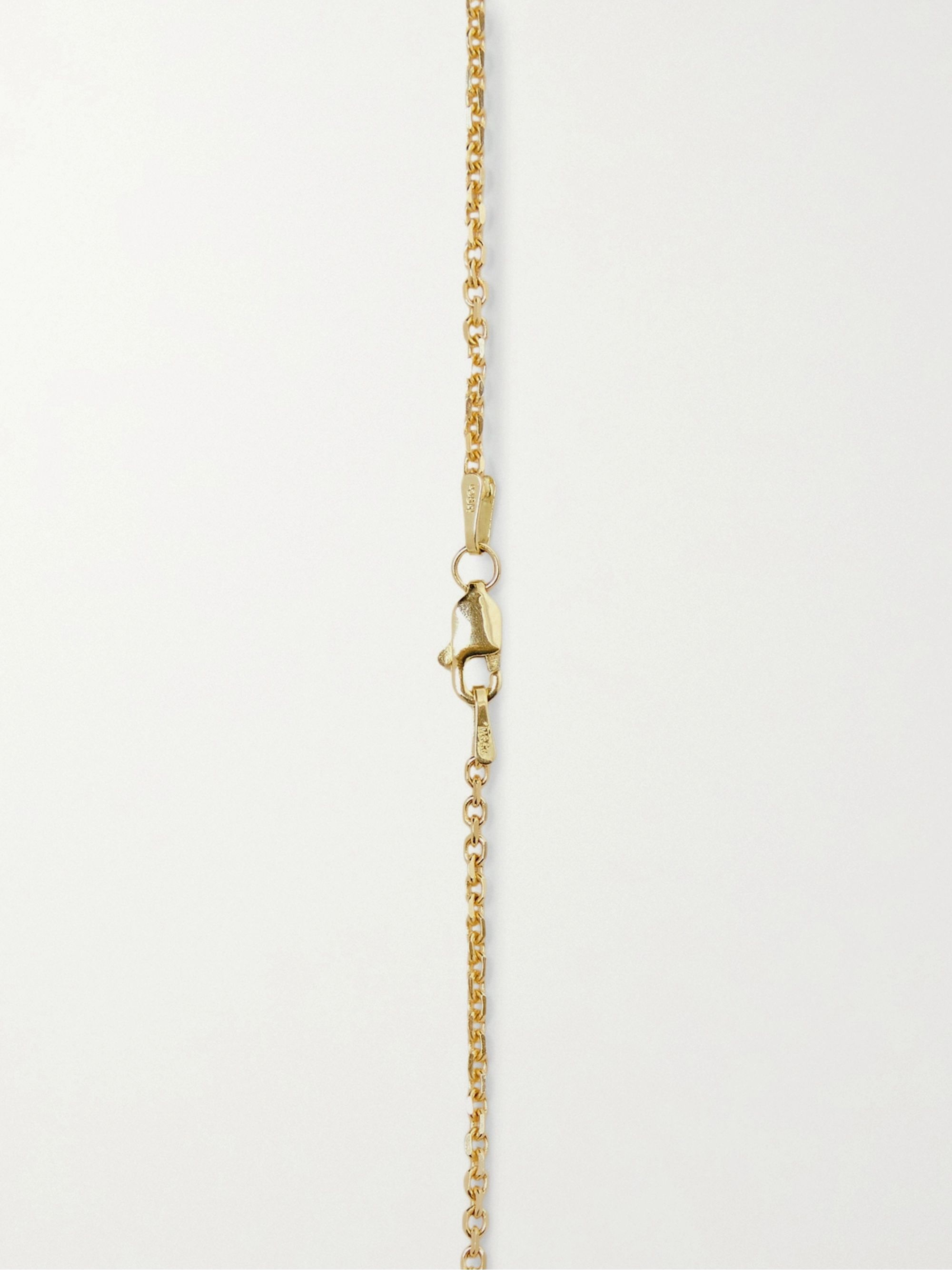 Gold Necklace | Luis Morais