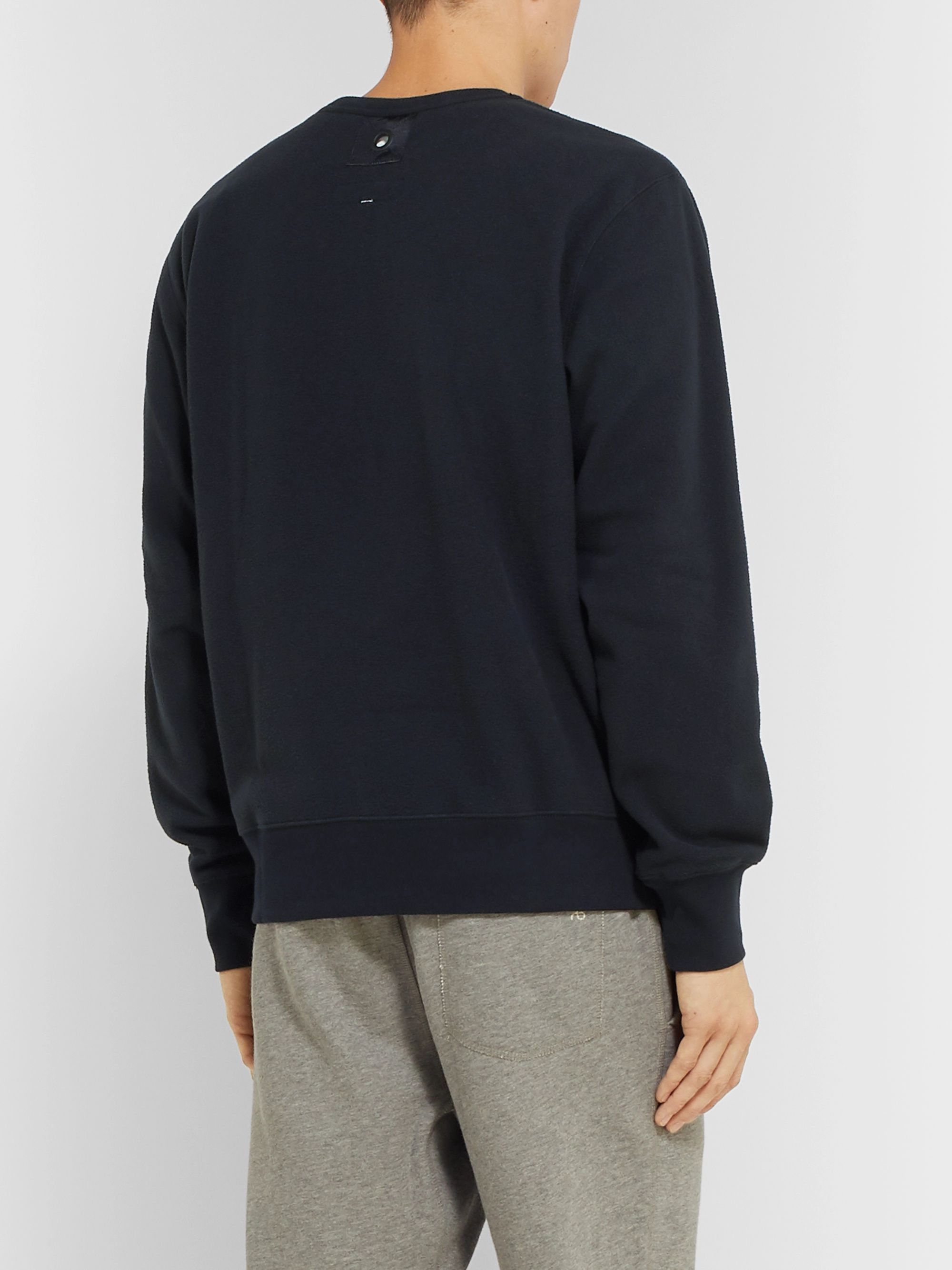 rag & bone Fleece Sweatshirt