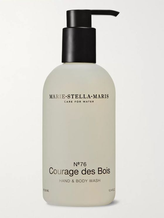 Marie-Stella-Maris No.76 Courage des Bois Hand and Body Wash, 300ml