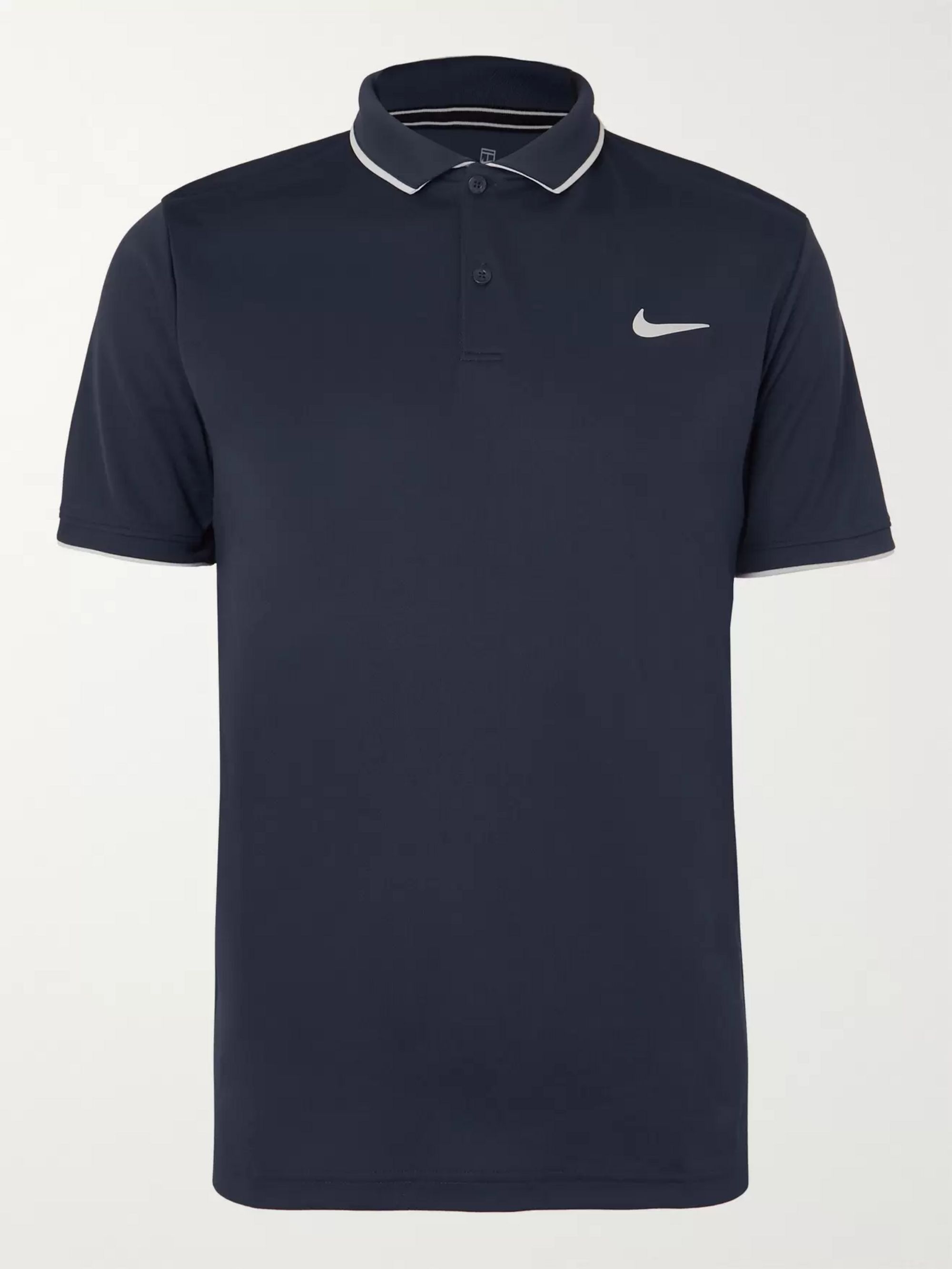 Nike Tennis NikeCourt Team Dri-FIT Tennis Polo Shirt