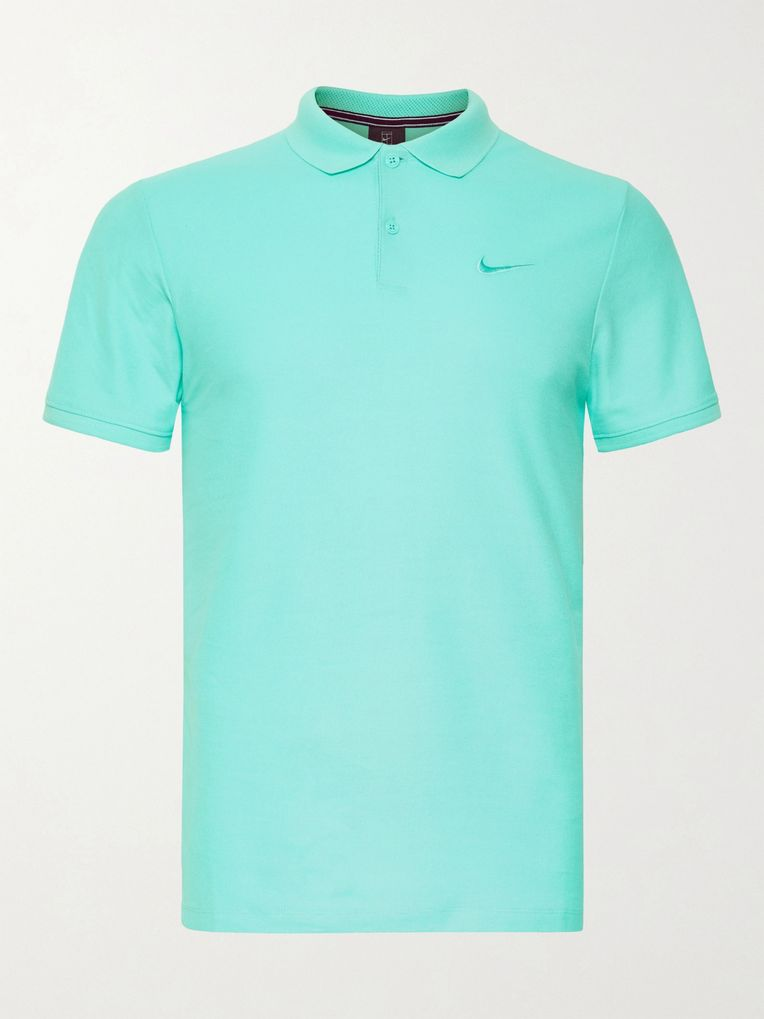 Nike Tennis NikeCourt Advantage Dri-FIT Tennis Polo Shirt
