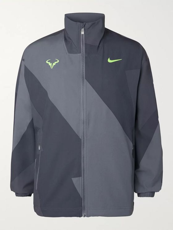 Nike Tennis Rafa Printed Jacket
