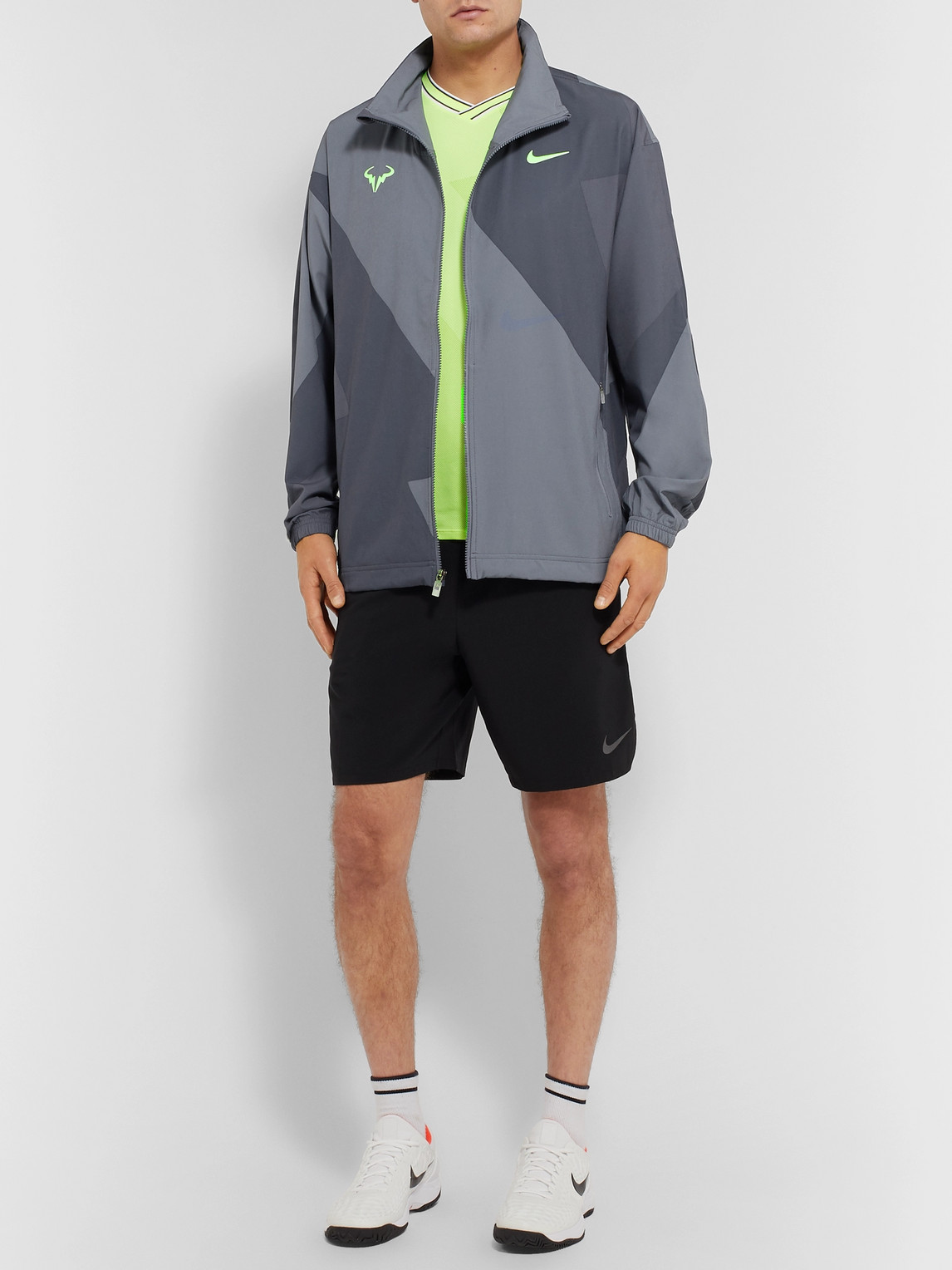 Nike Jackets RAFA PRINTED JACKET