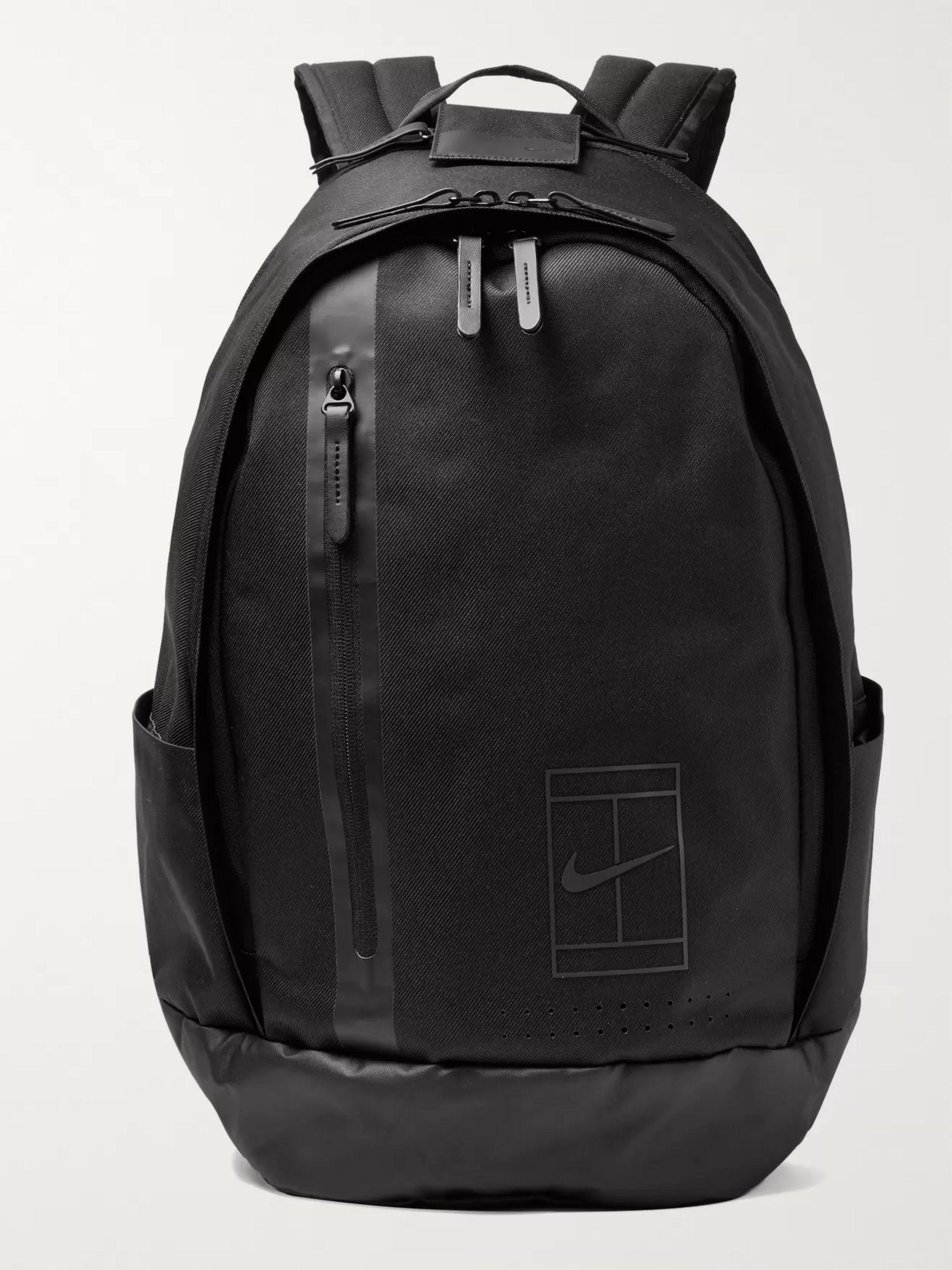 Nike Court Advantage Tennis Backpack Black