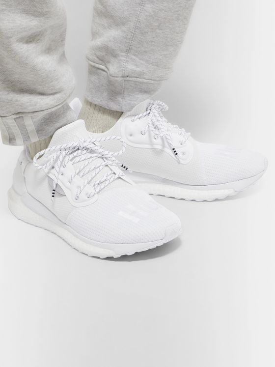 adidas Consortium + Pharrell Williams SolarHu PRD Glide Sneakers