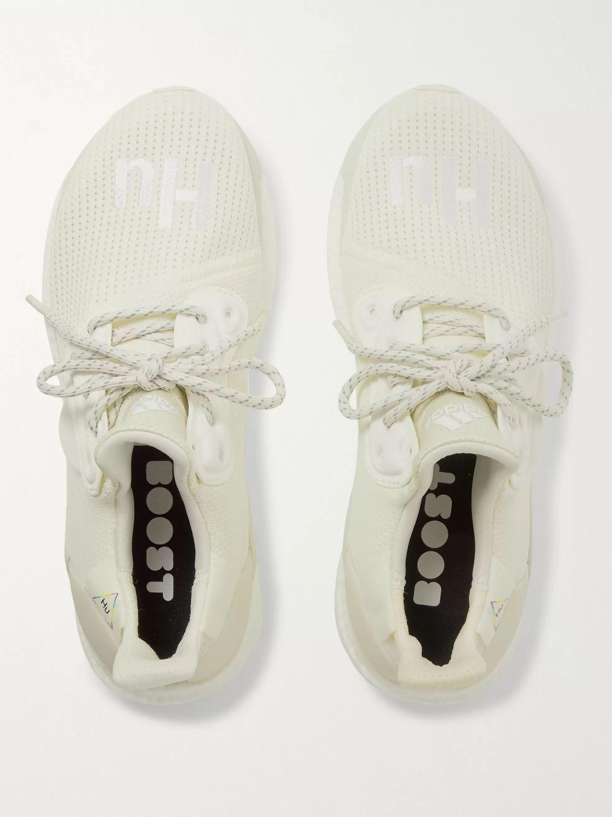 Pharrell's adidas Tennis Hu V2 Appears In More Monochromatic