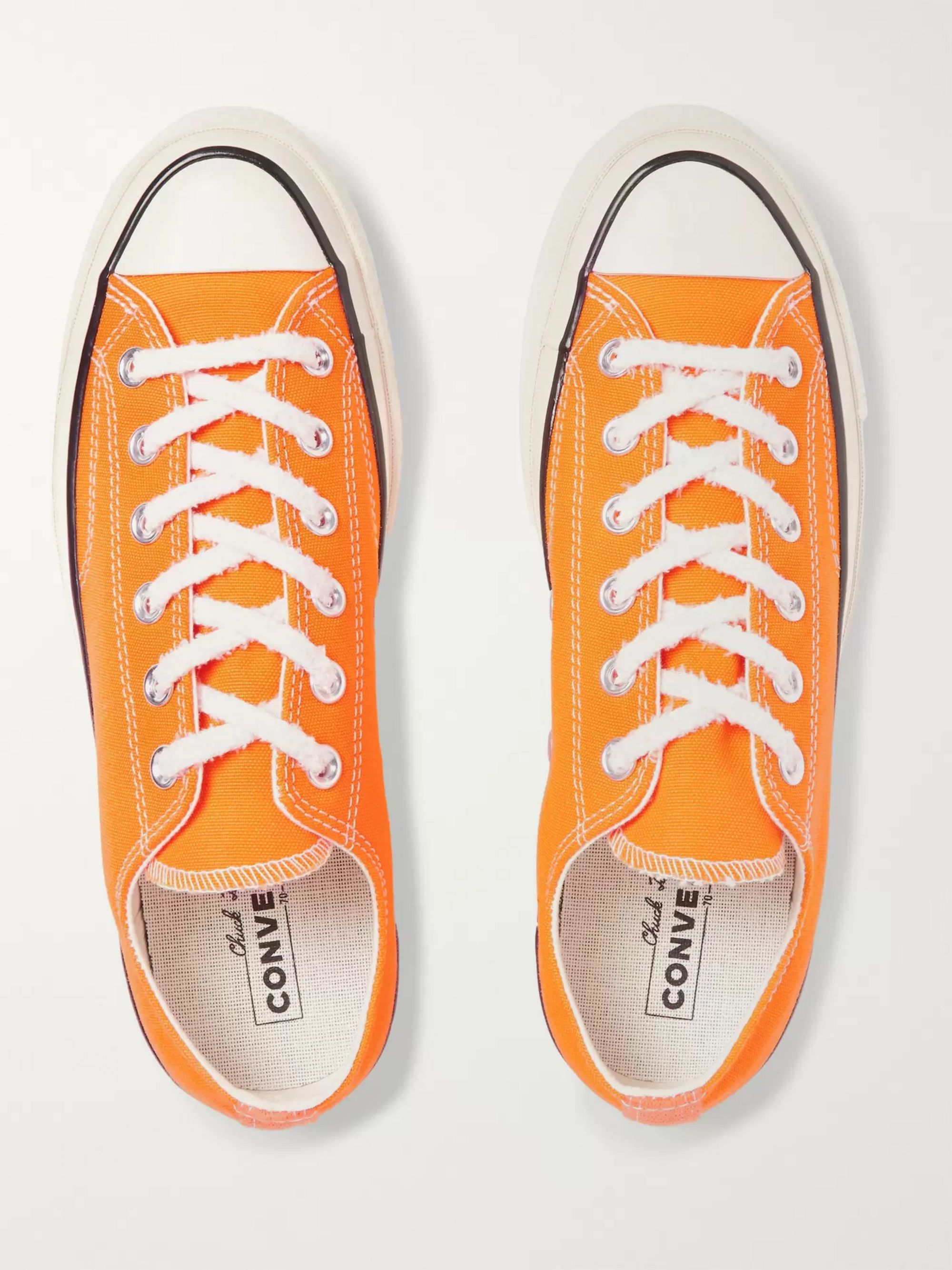 Converse Chuck 70 OX Canvas Sneakers
