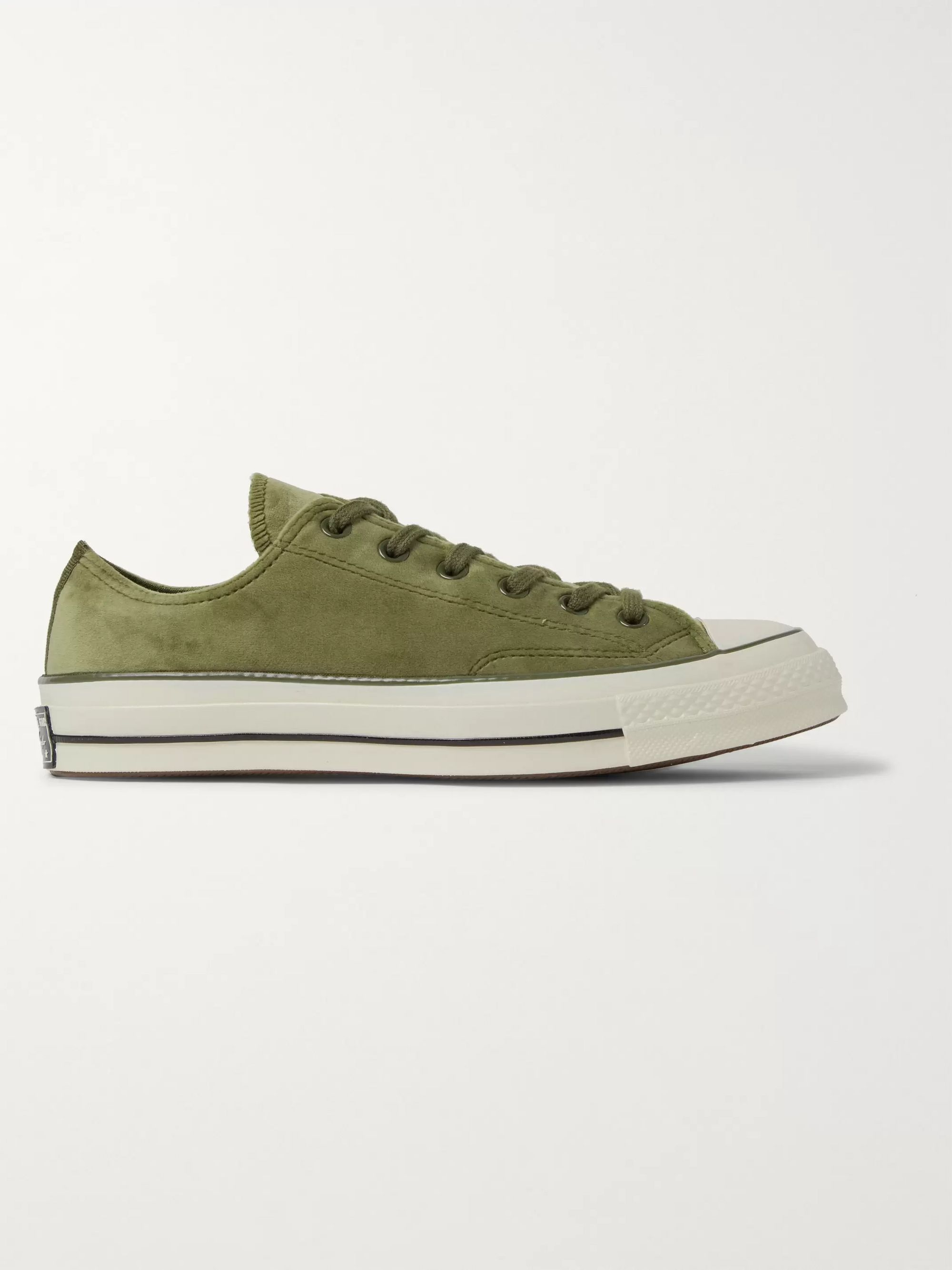 Chuck 70 OX Velvet Sneakers