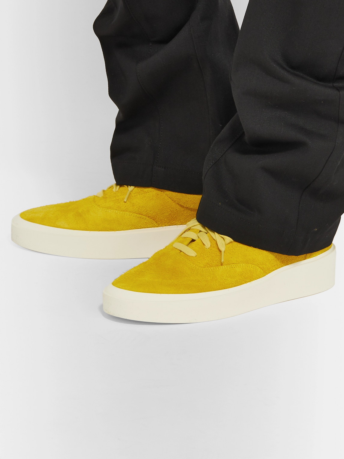 Fear Of God Sneakers 101 BRUSHED-SUEDE SNEAKERS